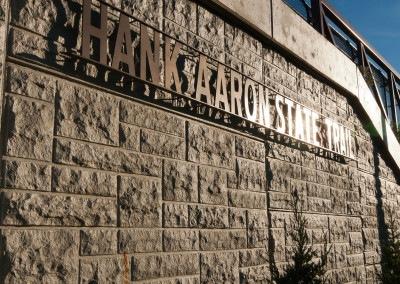 Hank Aaron State Trail bridge letters_square crop
