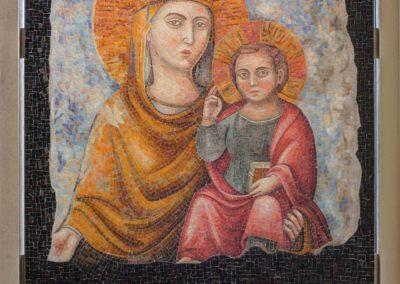 Madonna della Strada Mosaic